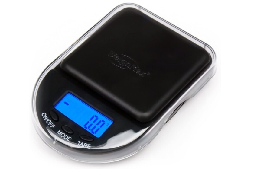 best EX-650 Black Coin and Digital Pocket Scale