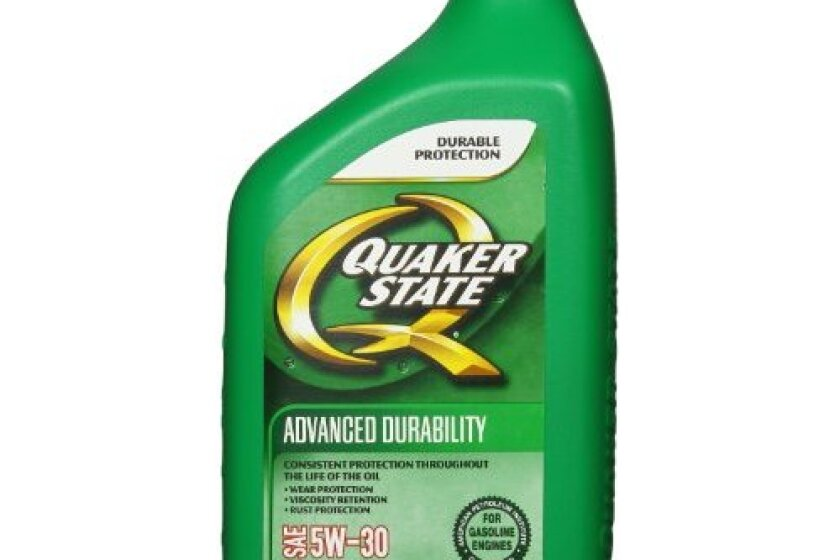Quaker State Advanced Durability Motor Oil