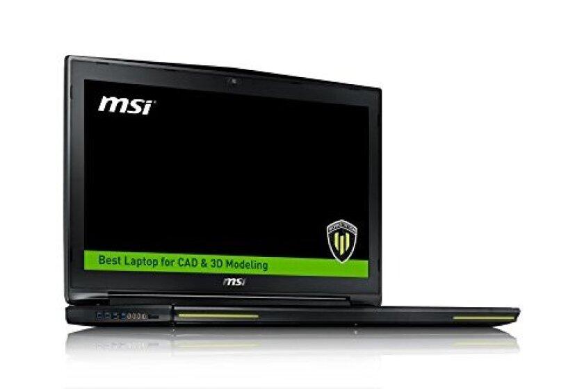"MSI Computer WT Series WT72 17.3"" Laptop"