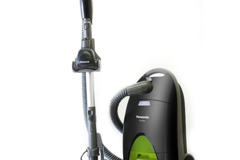 Panasonic MC-CG917 OptiFlow Bag Canister Vacuum Cleaner