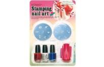best Konad Stamping Nail Art Set C