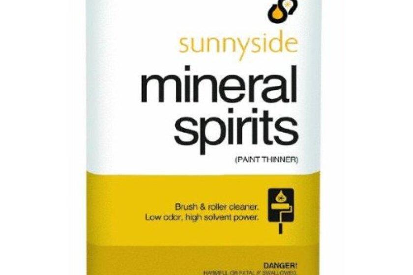 Sunnyside Mineral Spirits Paint Thinner