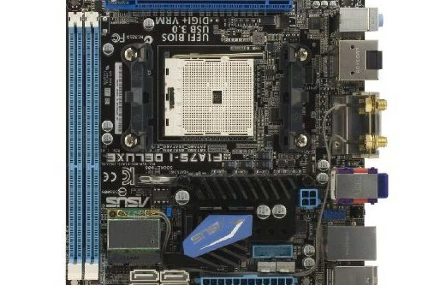 Asus F1A75-I DELUXEMotherboard