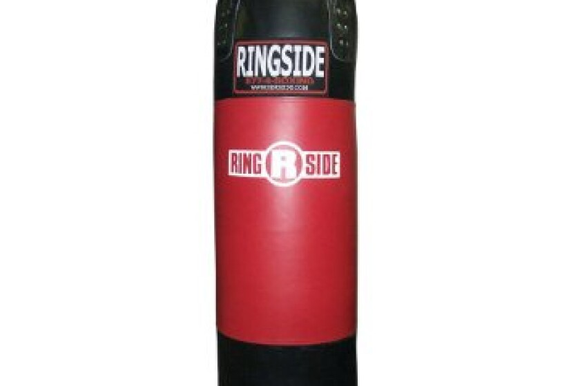Ringside 150lbs. Large Leather Heavy Bag