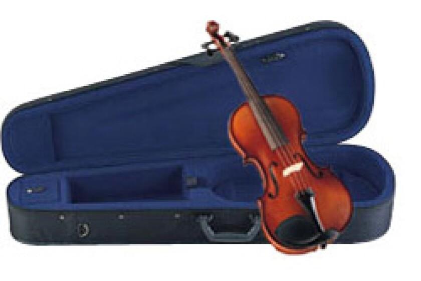 Franz Hoffman Maestro Violin Outfit