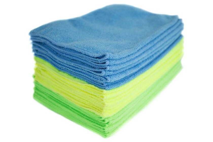 best cleaning microfiber cloth