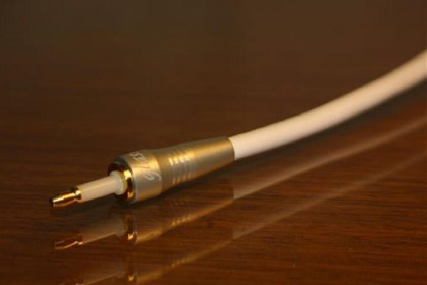 Lifatec Silfex Glass Optical Audio Cable