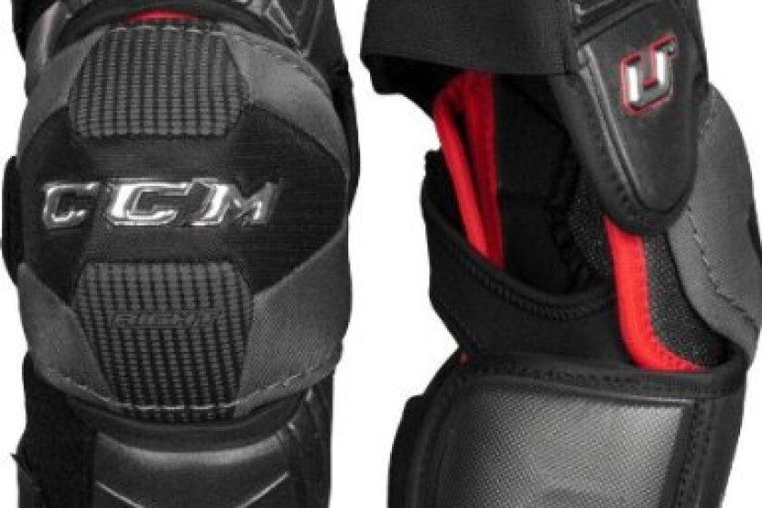CCM U+ Crazy Light Senior Hockey Elbow Pads