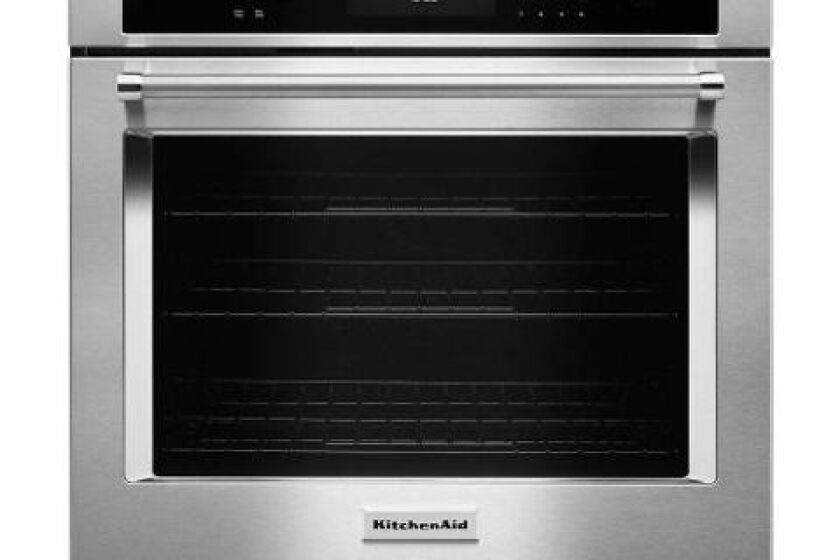 "KitchenAid 30"" Wide 5.0 Cu. Ft. Capacity Single Wall Oven - KOSE500ESS"