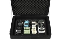 SKB 1SKB-PS-8PRO Power 8-Port Powered Pedalboard with Soft Case