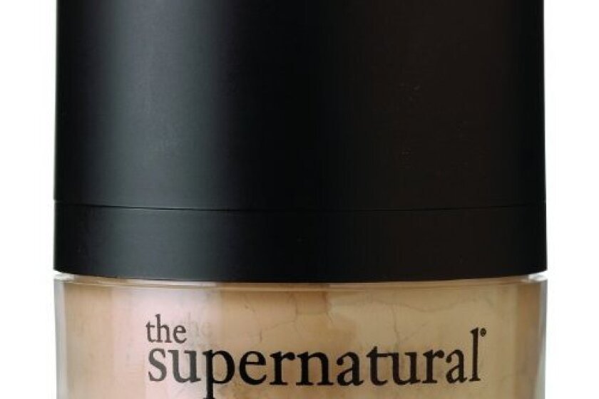 Philosophy Supernatural Airbrushed Canvas Powder, SPF 15