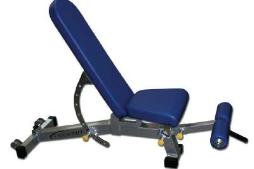 Legend Fitness 4 Way Bench