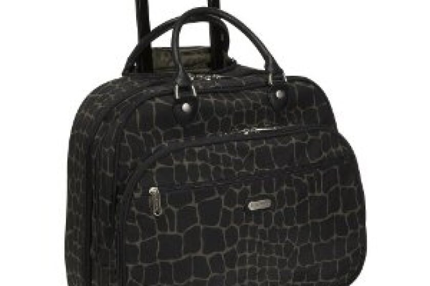 Baggallini Rolling Carry On Tote