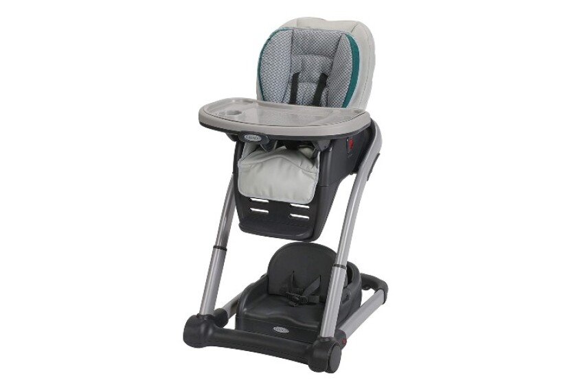 best Graco Blossom 6 in 1 Convertible Baby Seat