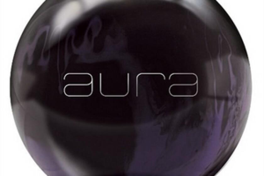 Brunswick Aura Bowling Ball