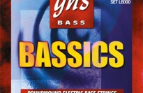 GHS Medium Light Bassics Electric Bass Strings