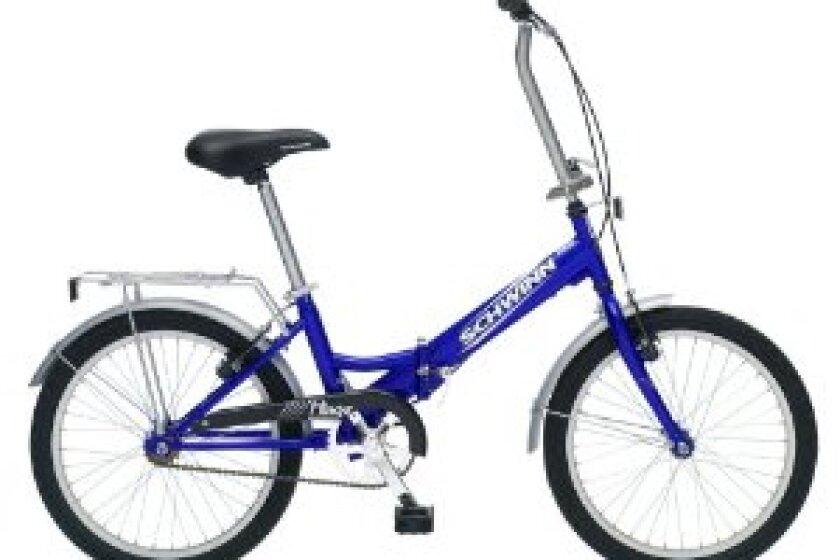 Schwinn Hinge Folding Bicycle S2278