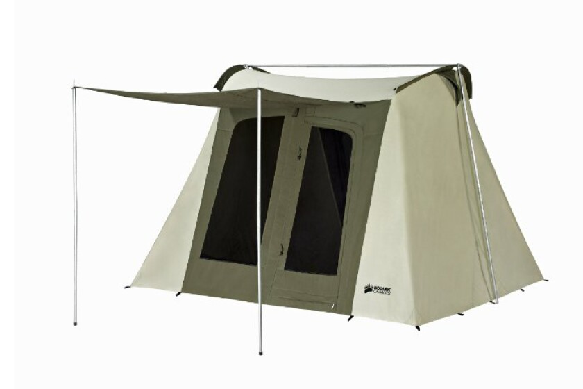 Kodiak Canvas 6-Person Flex-Bow Tent