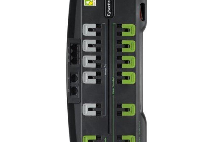 CyberPower Home Theater Series CSHT1208TNC2G Surge Suppressor