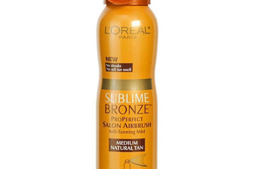 L'Oreal Paris Sublime Bronze Salon Airbrush Self-Tanning Mist