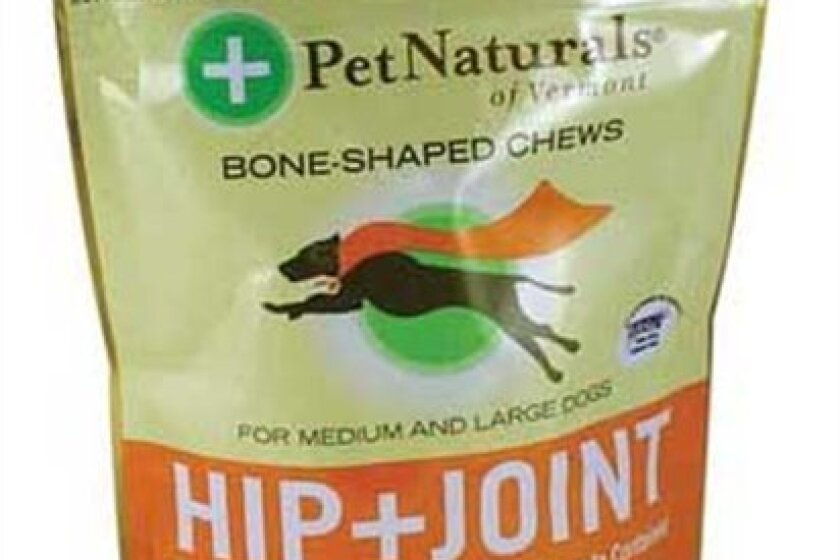 Pet Naturals Hip & Joint Suppliment for Dogs