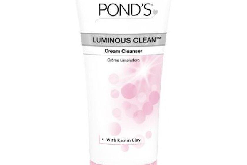 Pond's Luminous Clean Cream Cleanser Luminous