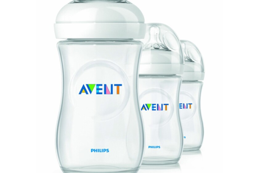Philips AVENT Natural Feeding Bottle