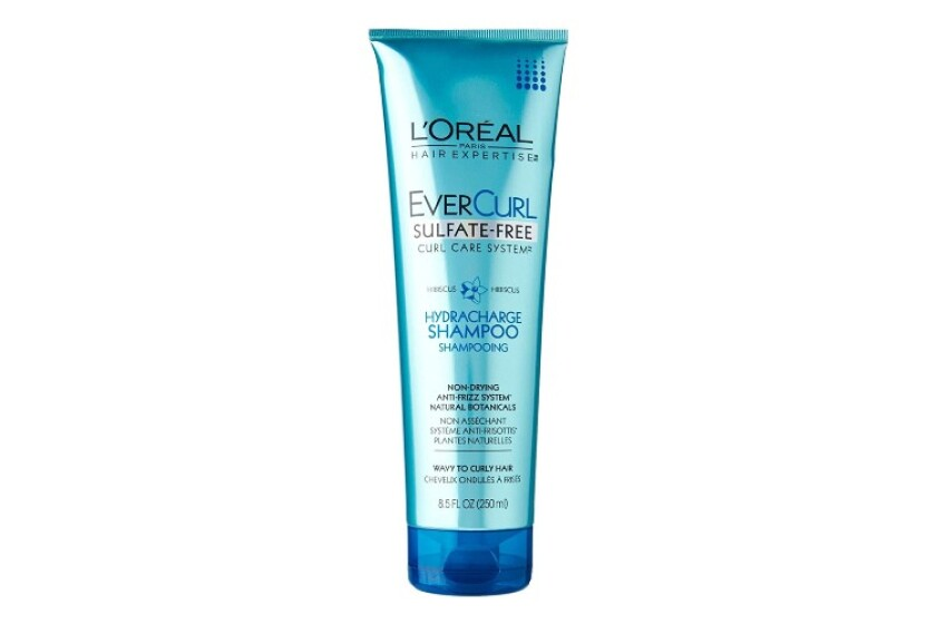 L'Oreal Paris EverCurl Hydracharge Shampoo