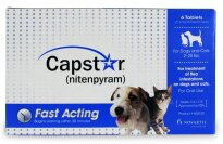 Capstar Tablets for Dogs