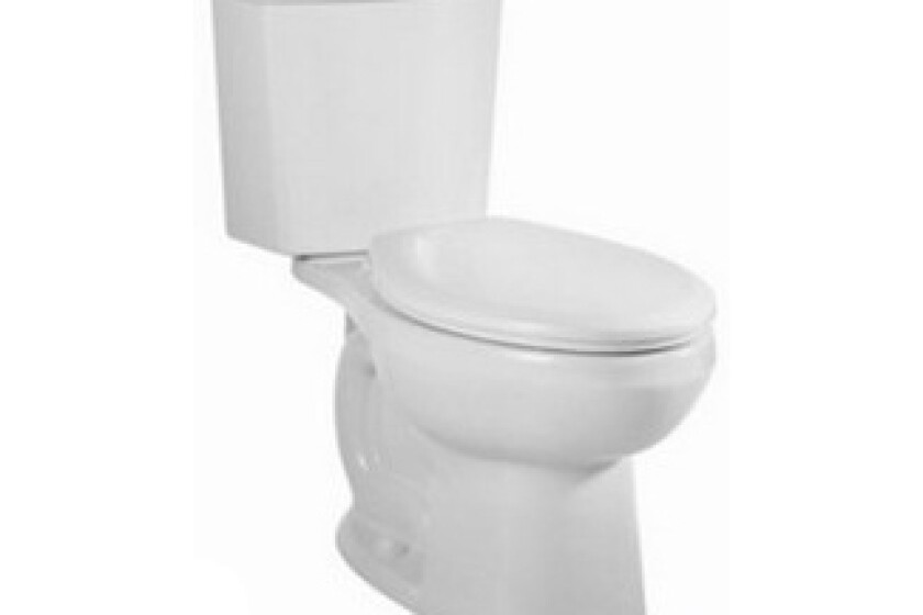 American Standard 2886.216.020 H2Option Siphonic Dual Flush Right Height Elongated Two-Piece Toilet