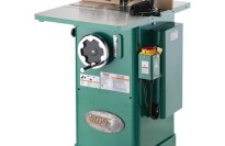 Grizzly G1035, 1-1/2 HP Shaper